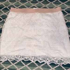 NWT American Eagle Skirt With Elastic Waist